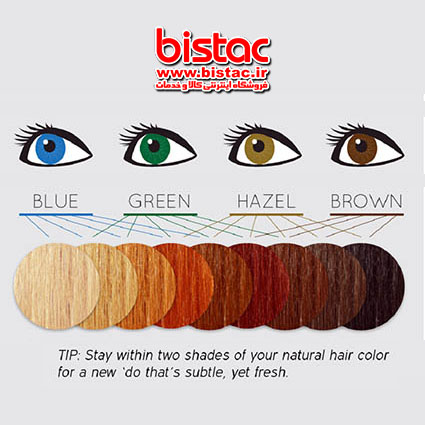Choose hair color that matches your skin color-bistac-ir00