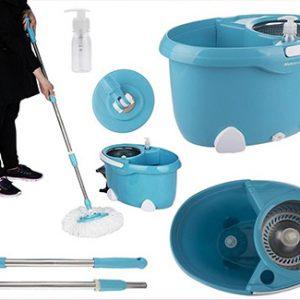 HOMARA Pedal floor cleaner-bistac-ir00