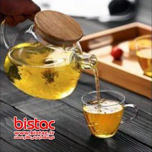 LIDOO GLASS TEA POT-bistac-ir02