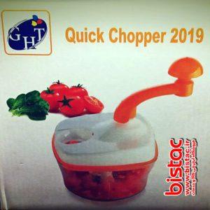 QUICK CHOPPER 2019 - GHT-bistac-ir00