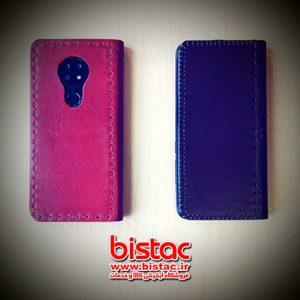 Handmade cowhide mobile cover-bistac-ir00