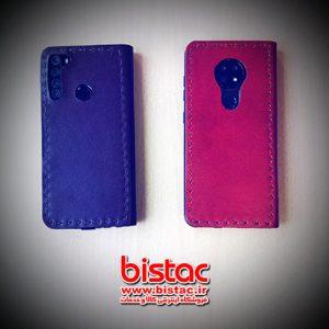 Handmade cowhide mobile cover-bistac-ir04
