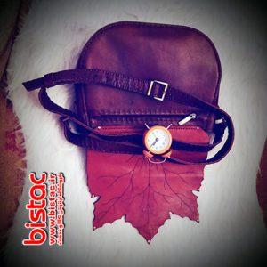 Leaf women's Shoulder bag-bistac-ir01
