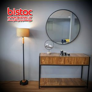 Noorsa standing lampshade model FL-701-bistac-ir01
