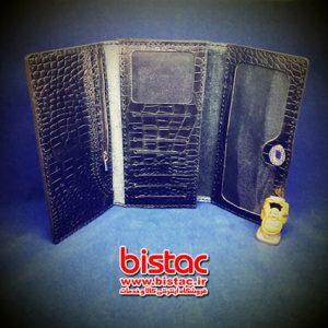 Snake skin wallet for Women-bistac-ir02