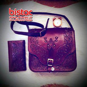 Twin mesh women's Shoulder bag-bistac-ir00