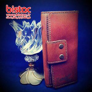 Women's bag 2 buttons-bistac-ir01